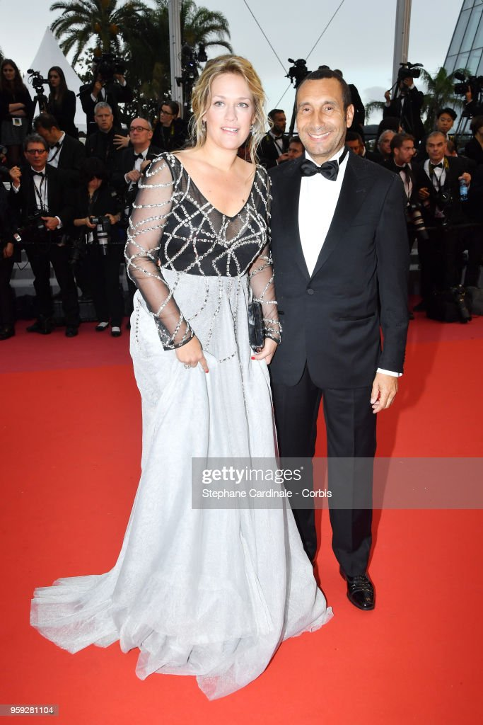 'Burning' Red Carpet Arrivals - The 71st Annual Cannes Film Festival : News Photo