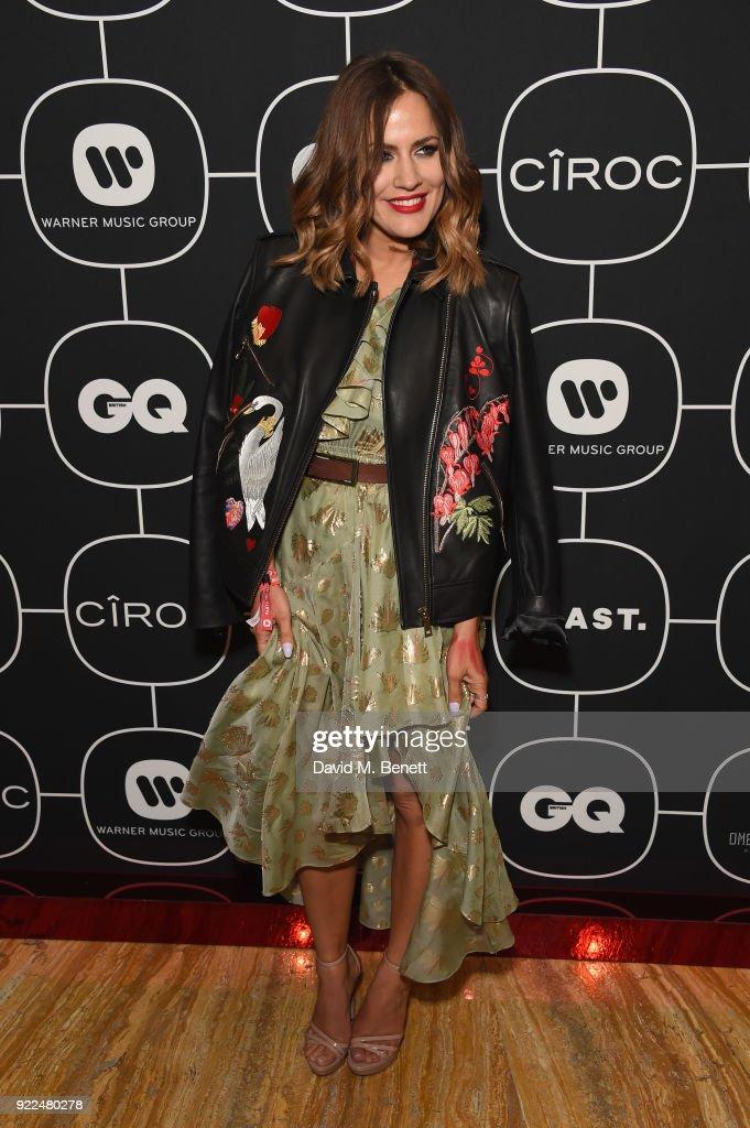 Warner Music Group & Ciroc Brit Awards Party In Association With British GQ : Fotografía de noticias