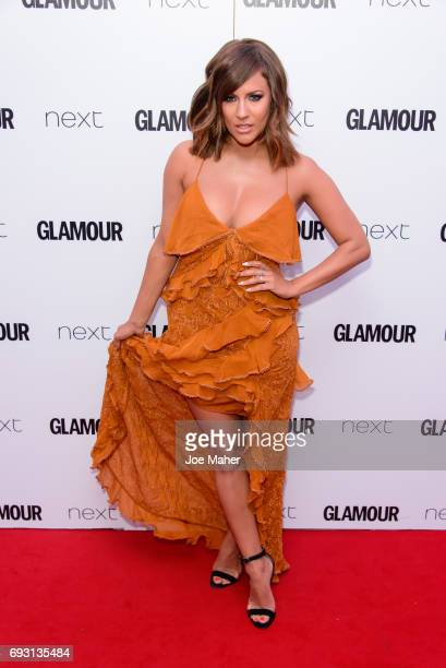 Caroline Flack attends the Glamour Women of The Year awards 2017 at Berkeley Square Gardens on June 6 2017 in London England
