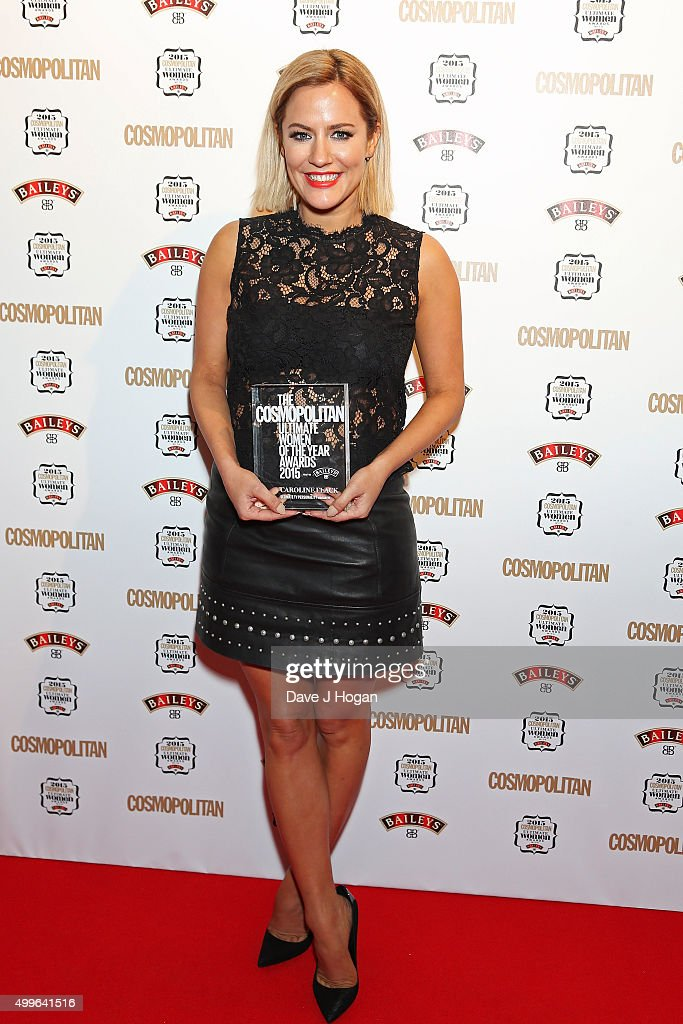 Cosmopolitan Ultimate Women Of The Year Awards - Inside Winners : News Photo