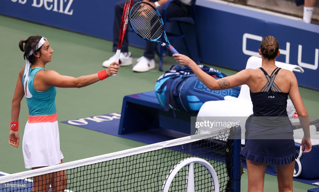 2020 US Open - Day 3 : News Photo
