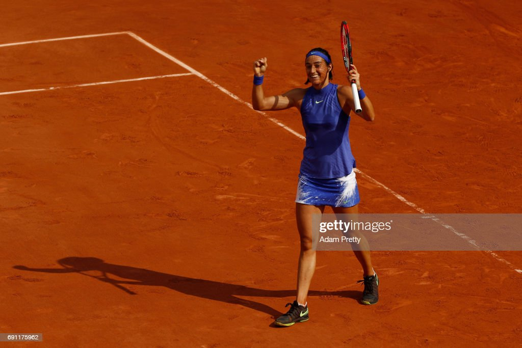 2017 French Open - Day Five