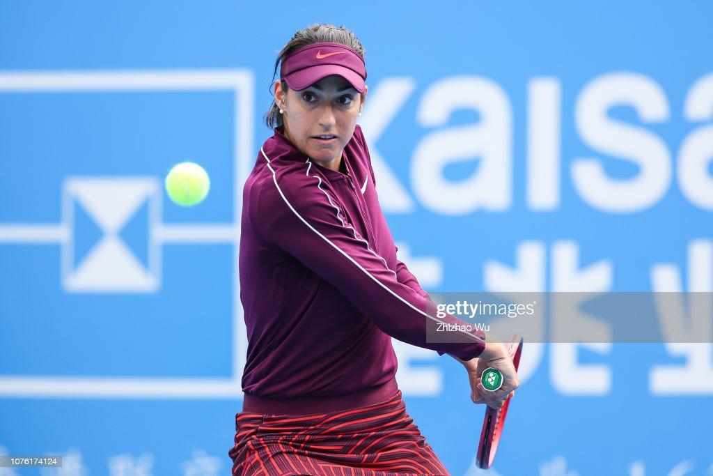2019 WTA Shenzhen Open - Main Draw Day 2 : Photo d'actualité