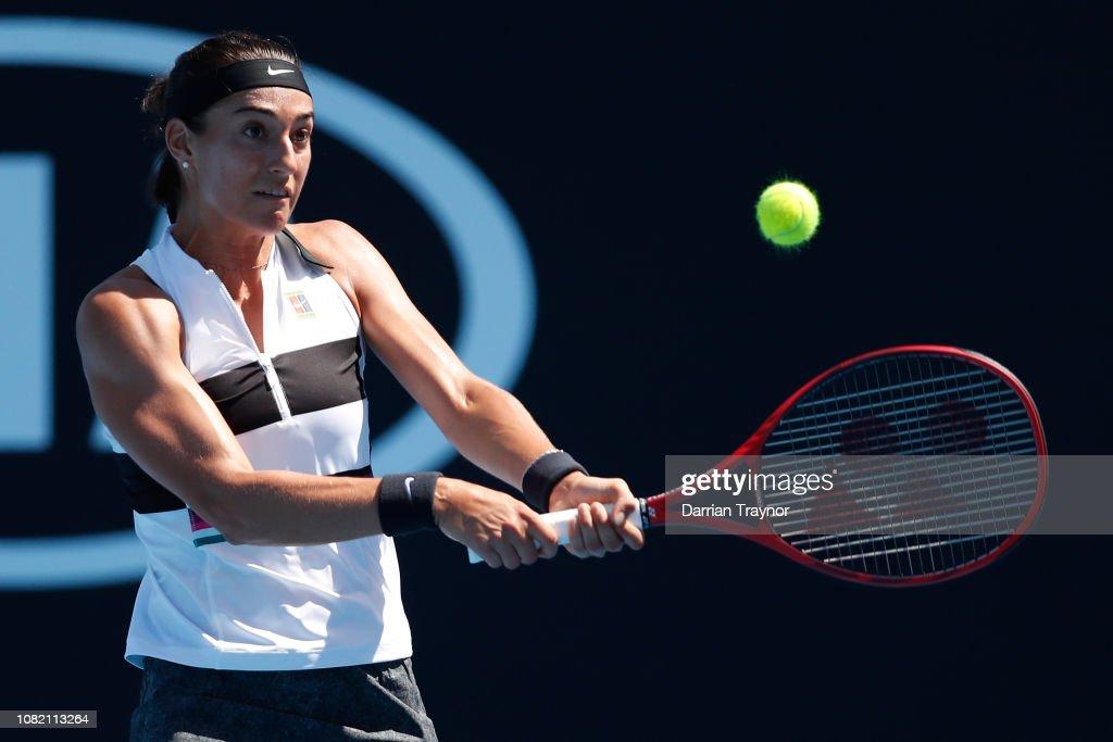 2019 Australian Open - Day 1 : Photo d'actualité