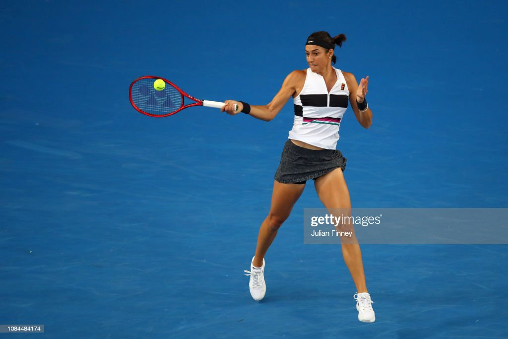 2019 Australian Open - Day 5 : Photo d'actualité