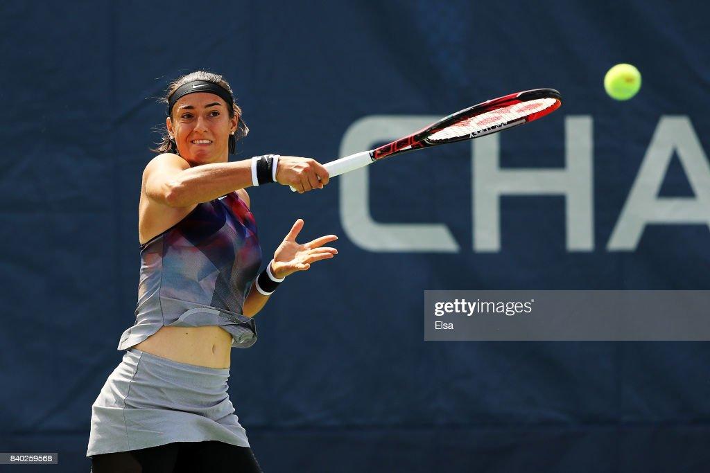 2017 US Open Tennis Championships - Day 1 : Photo d'actualité