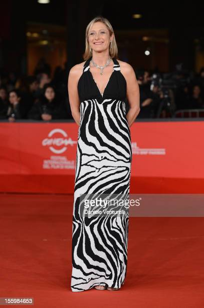 Caroline Goodall attends the 'Mental' Premiere during the 7th Rome Film Festival at the Auditorium Parco Della Musica on November 10 2012 in Rome...