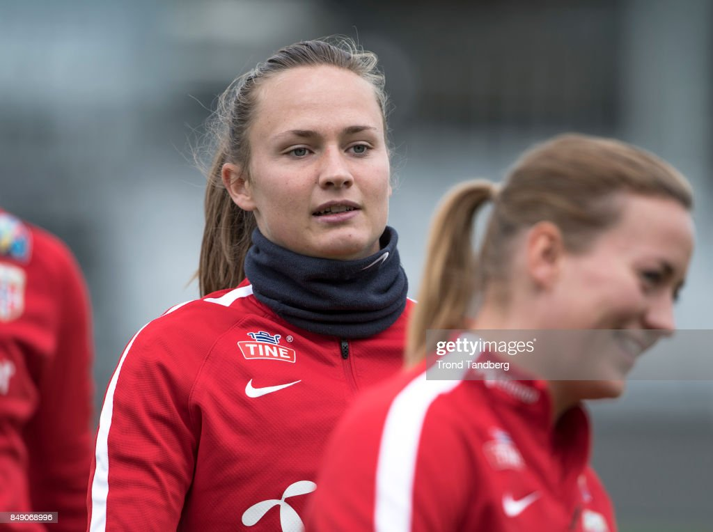 Norway Womens Training Session