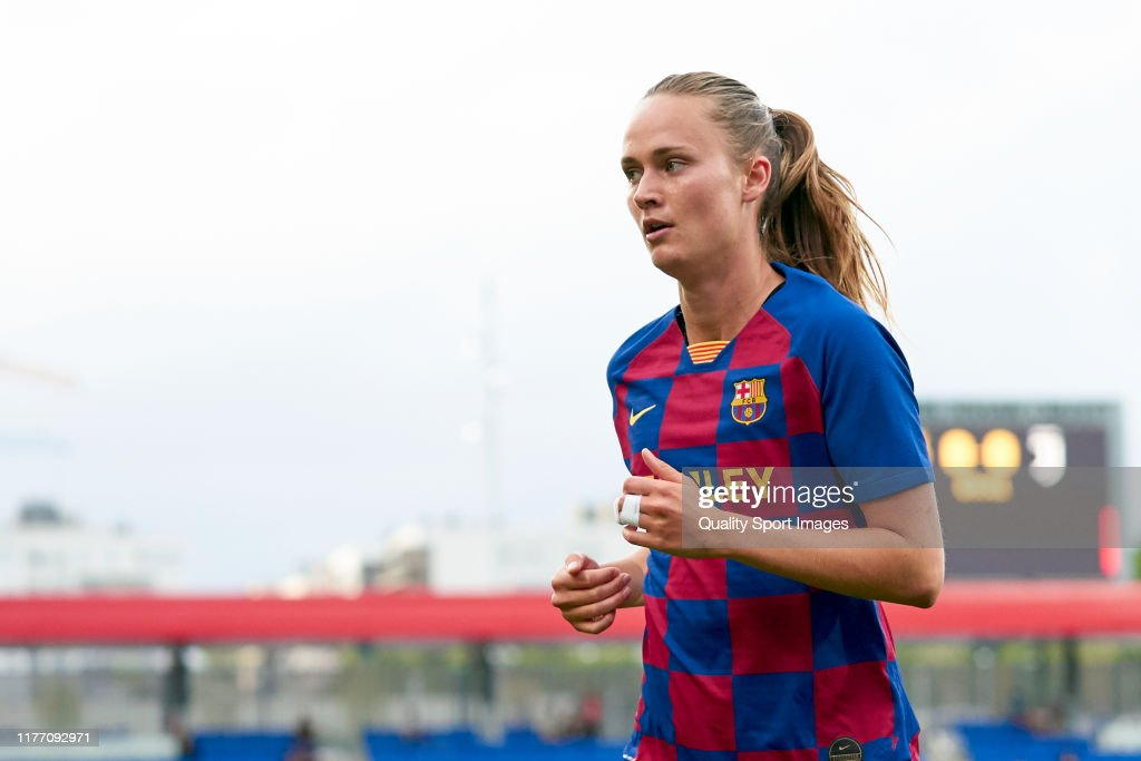 FC Barcelona v Juventus - UEFA Women's Champions League : News Photo