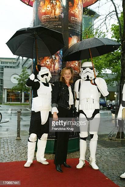 Caroline Gräfin Von Saurma Bei Der Charity Vorpremiere Star Wars Episode Ii Im Münchener Cinema Zugunsten Der Stiftung Horizont