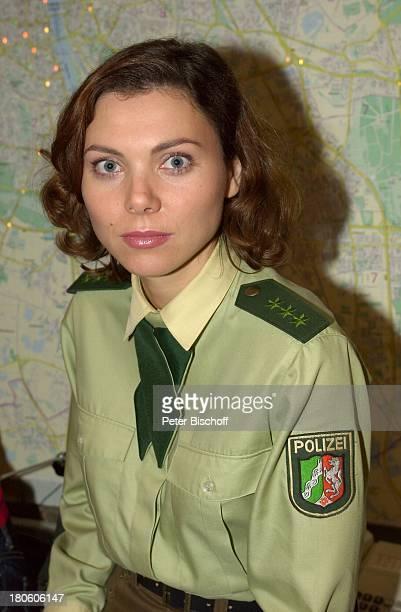 Caroline Grothgar RTLKrimiSerie Die Wache Köln 200Folge Jubiläum Feier Schauspielerin Polizei Uniform