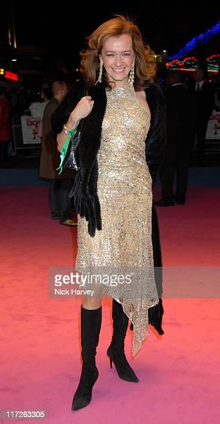 Caroline Gruosi Scheufele of Chopard during It's a Boy Girl Thing London Premiere Inside in London Great Britain