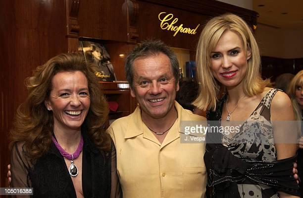 Caroline GruosiScheufele Owner of Chopard Wolfgang Puck and Anna Malova
