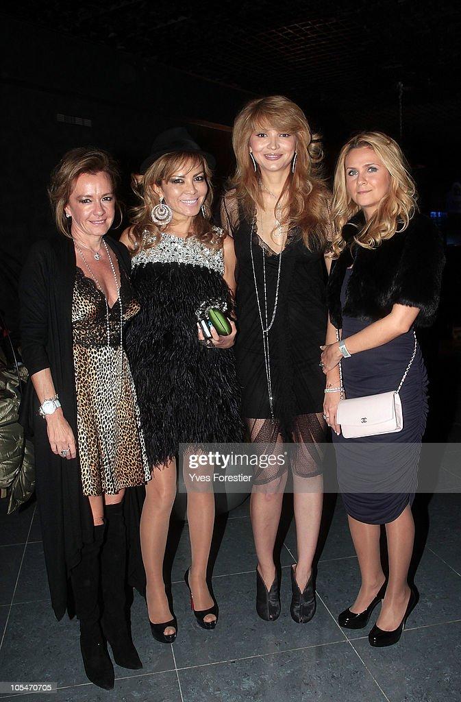 Art Style.uz 2010 - Chopard Gala Evening with Caroline Gruosi- Scheufele