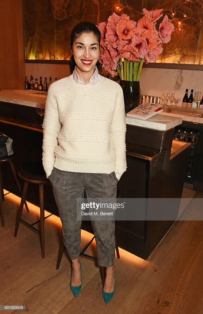 "Club Monaco and Garance Dore Host Private VIP Dinner To Celebrate ""Love Style Life"" Book Tour"