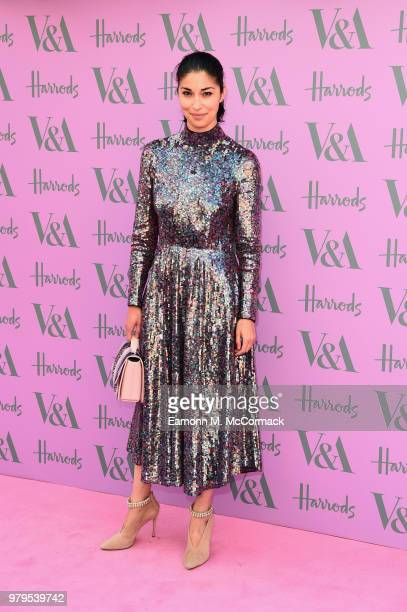 Caroline Issa attends the VA Summer Party at The VA on June 20 2018 in London England