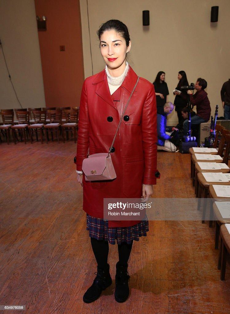 Vaquera - Front Row - February 2017 - New York Fashion Week