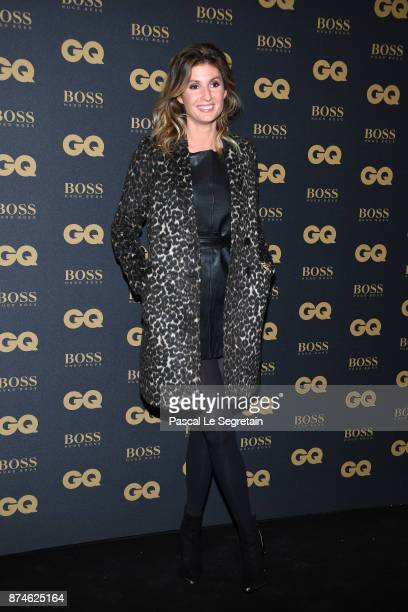 Caroline Ithurbide attends GQ Men Of The Year Awards 2017 at Le Trianon on November 15 2017 in Paris France