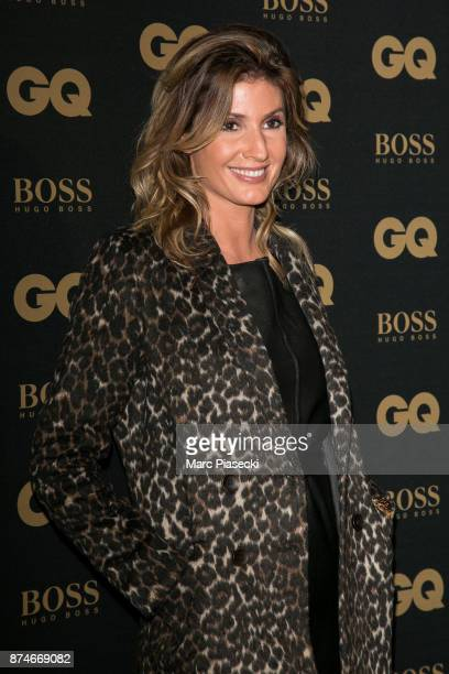 Caroline Ithurbide attends the 'GQ Men of the year awards 2017' at Le Trianon on November 15 2017 in Paris France