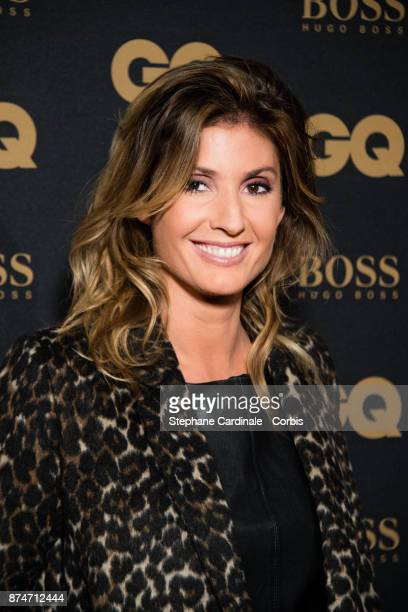 Caroline Ithurbide attends the GQ Men Of The Year Awards 2017 at Le Trianon on November 15 2017 in Paris France