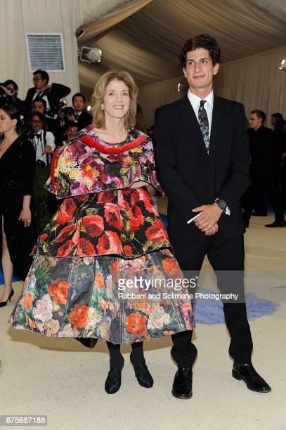 Caroline Kennedy attends 'Rei Kawakubo/Comme des Garcons Art Of The InBetween' Costume Institute Gala Arrivals at Metropolitan Museum of Art on May 1...