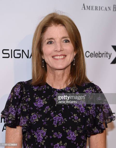 Caroline Kennedy attends the American Ballet Theatre 2019 Fall Gala at David H Koch Theater at Lincoln Center on October 16 2019 in New York City