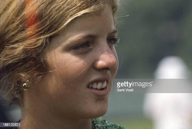 Caroline Kennedy on August 15 1973 in New York New York
