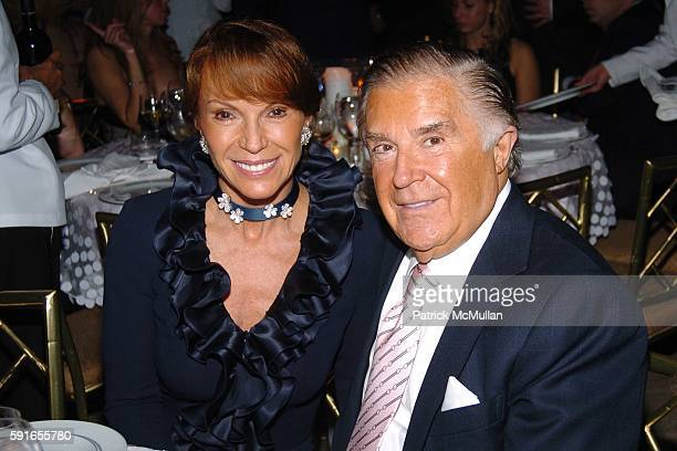 Caroline Kimmel and Sidney Kimmel attend de Grisogono Sponsors The 2005 Wall Street Concert Series Benefiting Wall Street Rising with a Performance...