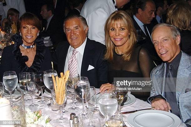 Caroline Kimmel Sidney Kimmel Stacey Whitmore and Jerry Blavat attend de Grisogono Sponsors The 2005 Wall Street Concert Series Benefiting Wall...