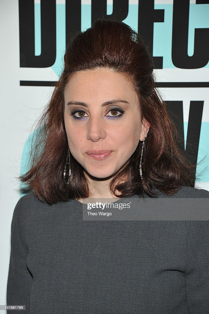 """2012 New Directors/New Films Opening Night Gala - """"Where Do We Go Now?"""" - Arrivals And Q&A : News Photo"""