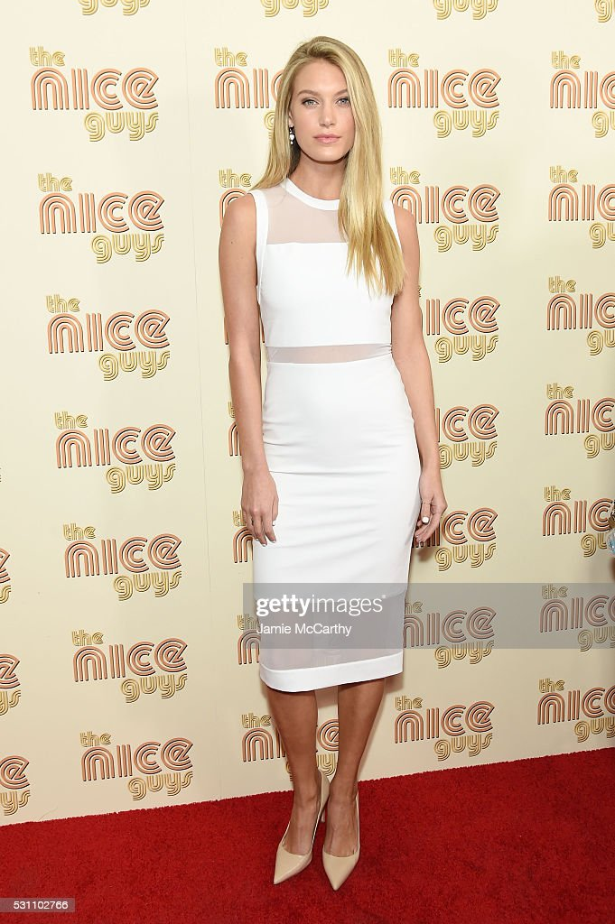 Caroline Lowe attends 'The Nice Guys' New York Screening at Metrograph on May 12, 2016 in New York City.