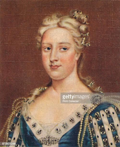 'Caroline of Ansbach', 1935. Queen Caroline. Margravine Wilhelmina Charlotte Caroline of Brandenburg-Ansbach as Queen Caroline was the Queen Consort...