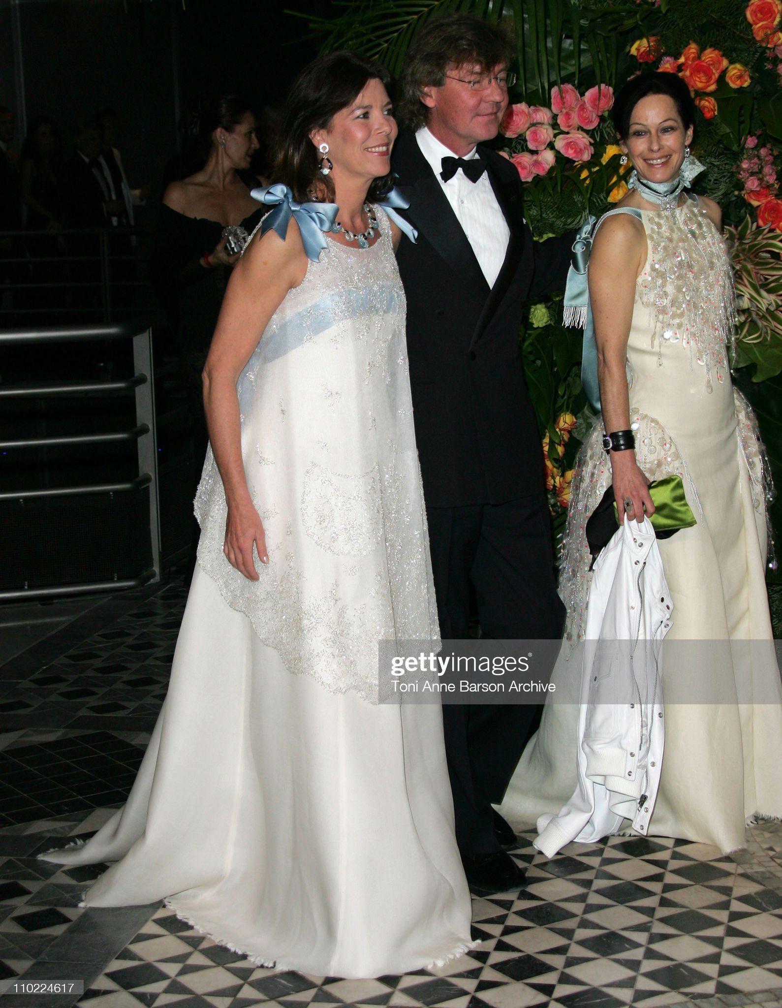 Le Bal de la Rose 2005 - Arrivals : News Photo