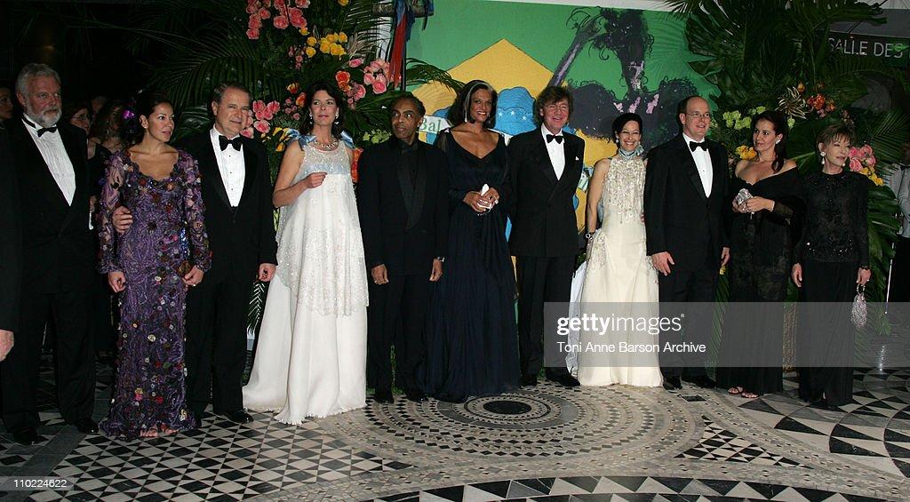 """""""Le Bal de la Rose 2005""""- Arrivals"""