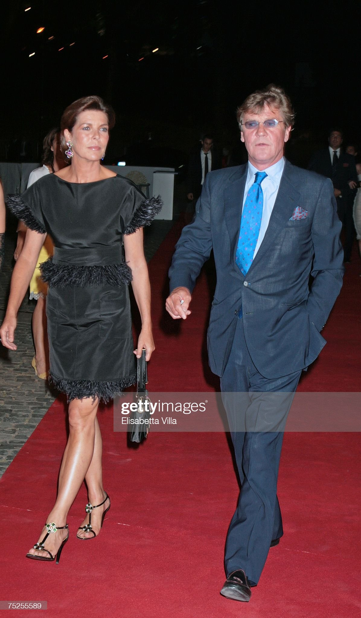 'Valentino In Rome, 45 Years Of Style' Dinner- Arrivals : News Photo