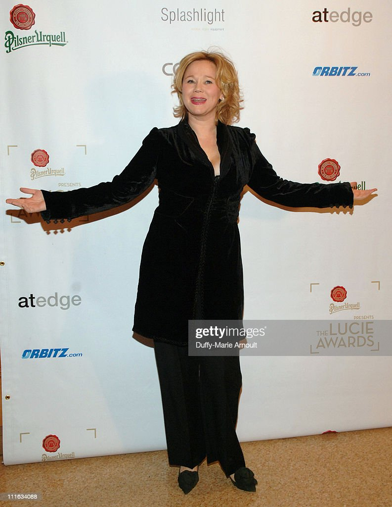 Caroline Rhea during 4th Annual Lucie Awards at American Airlines Theatre in New York City, New York, United States.