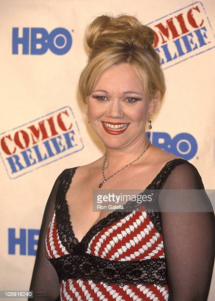 Caroline Rhea during Comic Relief VIII at Radio City Music Hall in New York City New York United States