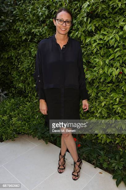 Caroline Rush attends the British Fashion Council's 2017 Fashion Trust grant recipients announcement on May 24 2017 in London England