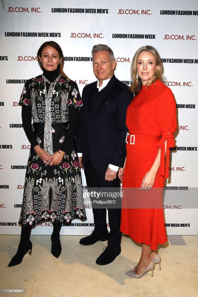 GBR: Opening Event - LFW February 2019