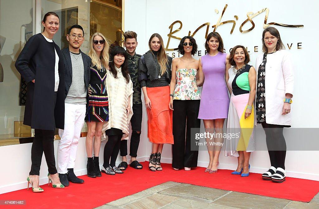 British Designer Collective Press Launch