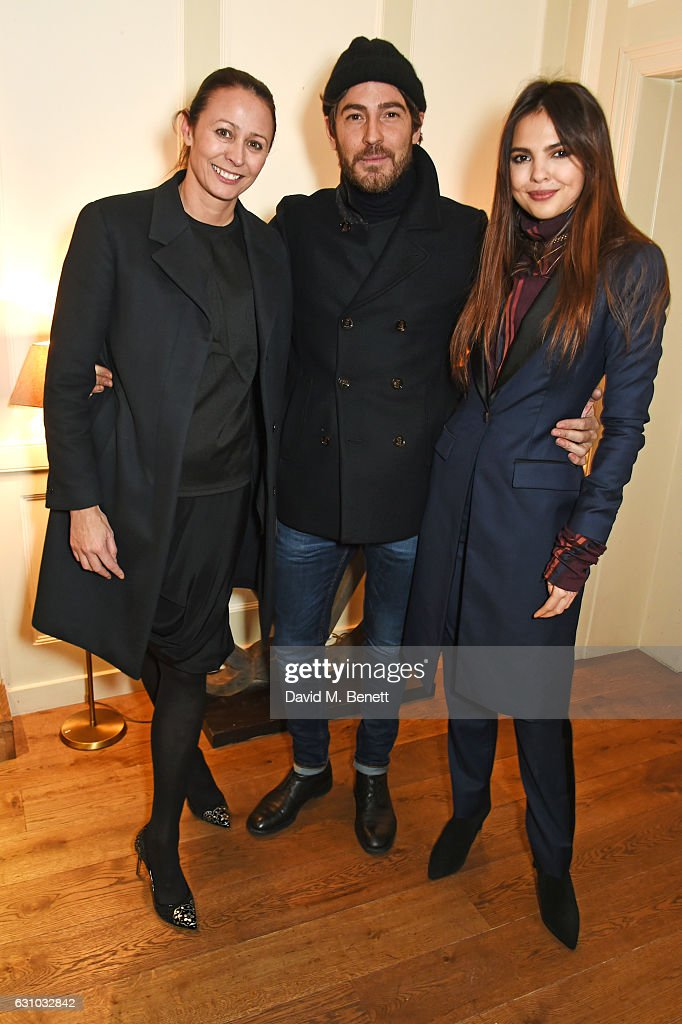 Dame Vivienne Westwood & The British Fashion Council Host London Fashion Week Men's Dinner At Quo Vadis