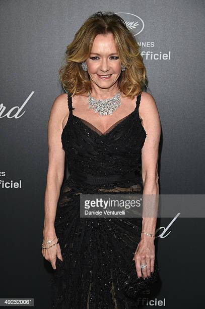 Caroline Scheufele arrives to the Chopard Backstage Dinner Afterparty at the CannesMandelieu Aerodrome during the 67th Annual Cannes Film Festival on...
