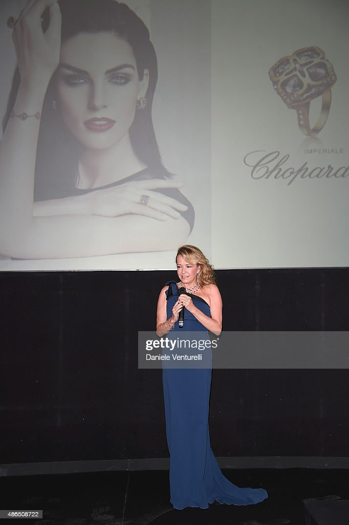 Chopard Imperiale Private Dinner - 72nd Venice Film Festival