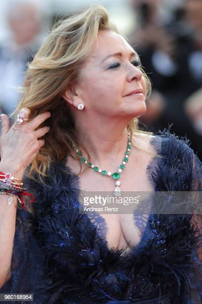 Caroline Scheufele attends the Closing Ceremony screening of 'The Man Who Killed Don Quixote' during the 71st annual Cannes Film Festival at Palais...