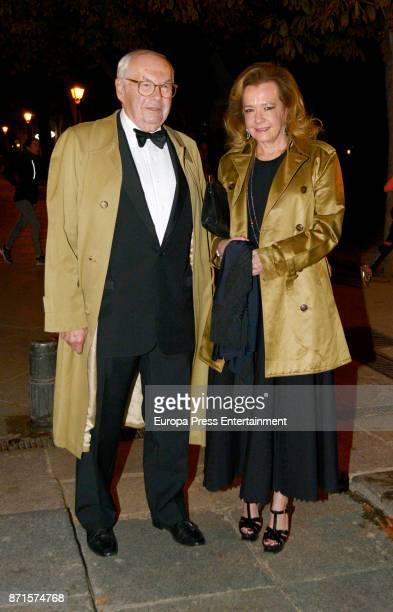Caroline Scheufele attends the XV Marie Claire Prix de la Moda Awards at Florida Retiro on November 7 2017 in Madrid Spain
