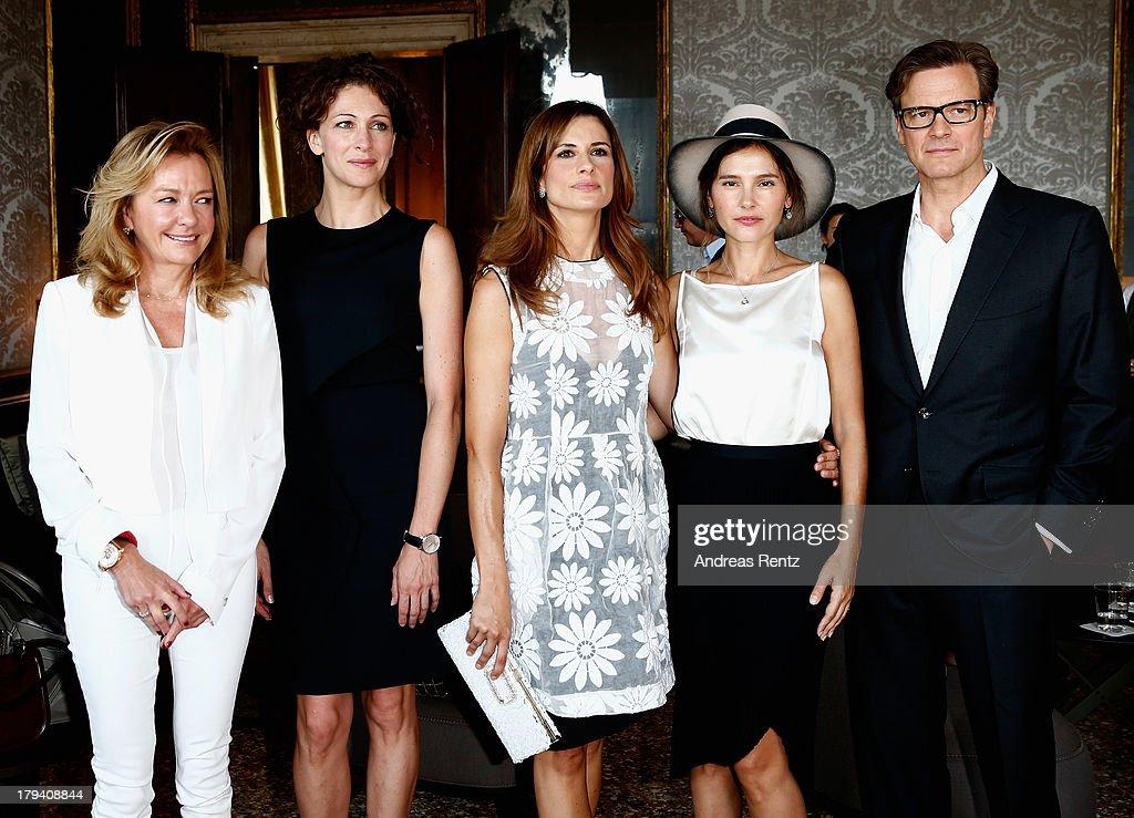 Chopard Photocall - The 70th Venice International Film Festival