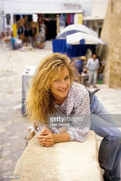 Sterne des Südens Nabeul Tunesien Schauspielerin