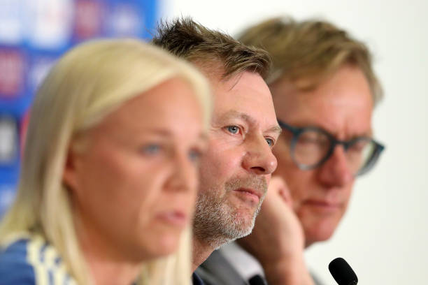 FRA: Sweden Press Conference - FIFA Women's World Cup France 2019