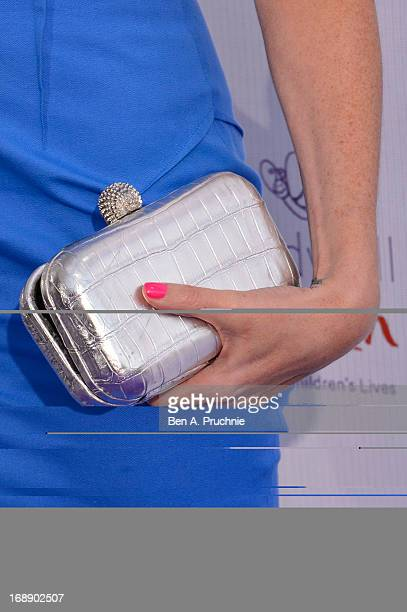 Caroline Stanbury attends The Butterfly Ball A Sensory Experience in aid of the Caudwell Children's charity at Battersea Evolution on May 16 2013 in...