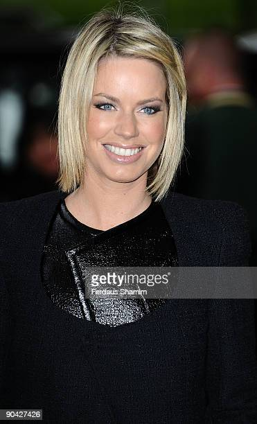 Caroline Stanbury attends the Harper's Bazaar Women Of The Year Awards at The Dorchester on September 7 2009 in London England